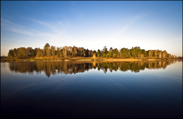 Озеро Петровское